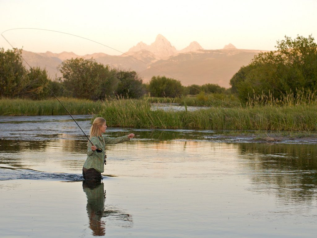 Fishing - Friends of the Teton River