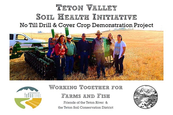Teton soil health initiative